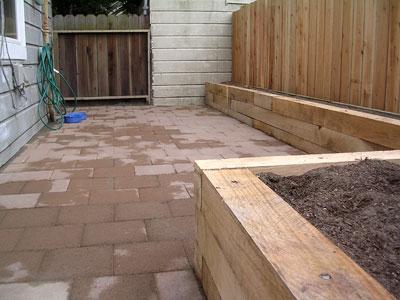 Landscaping Retaining Walls Wood Landscape Retaining Walls